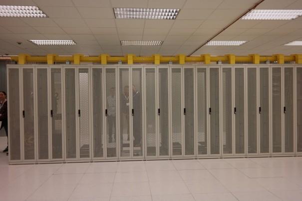 Alle klanten kunnen aangeven welke rack- en of cage opstelling hun voorkeur heeft.