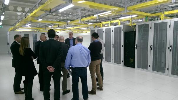Cegeka_Data Centre_Geleen_rondleiding