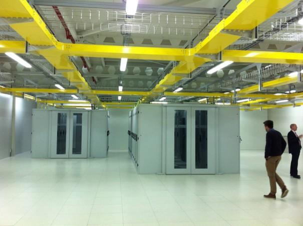 Cegeka_Data Centre_Geleen_zaal