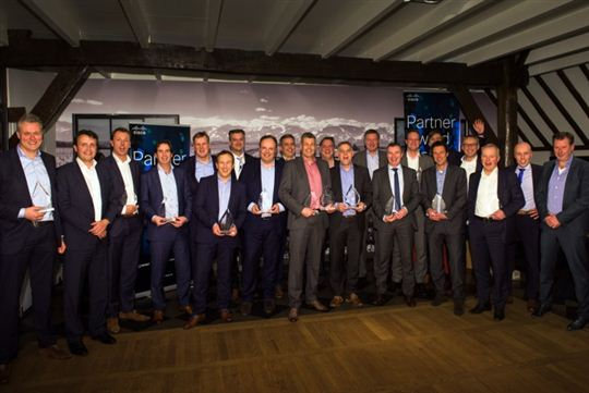 Dimension Data benoemd tot Cisco Security Partner of the Year en Commercial Partner of the Year