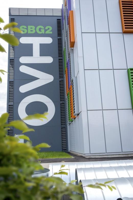 OVH-Datacentre Strasbourg