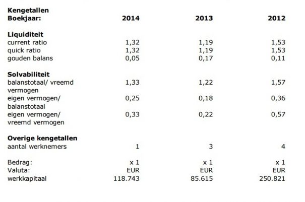 HostingDiscounter Ratios 2014